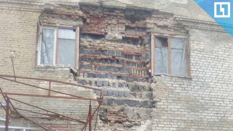 Не расселяют из обрушившегося дома в Челябинске