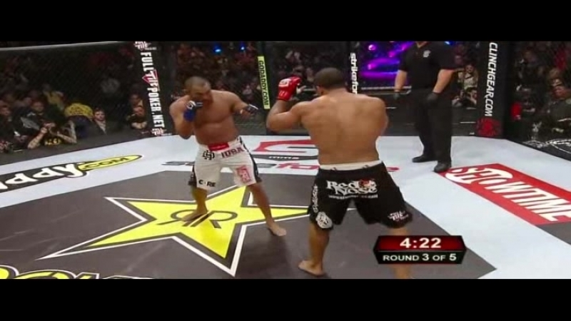 Dan Henderson vs. Rafael Cavalcante [Strikeforce Feijao vs. Henderson] 05 03 2011