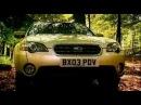 Subaru Legacy Outback Аристократичные личности Топ Гир на русском