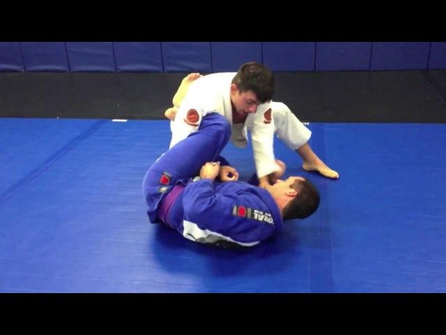 Josh Mancuso teaches Leg Lasso Guard pass josh mancuso teaches leg lasso guard pass