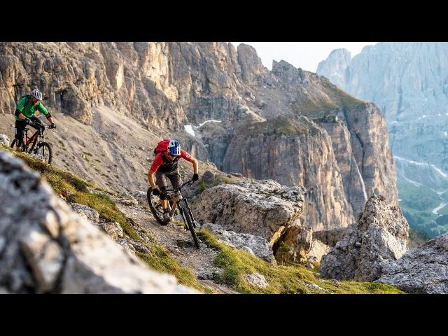 Tom Oehler's MTB Trail Guide E3: Vicenza, Italy