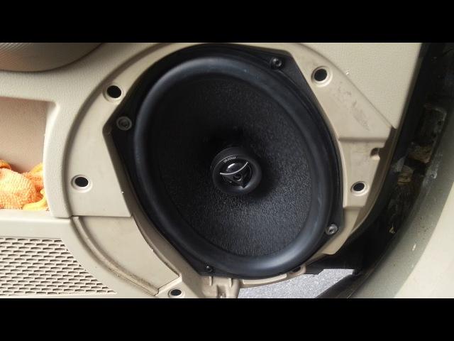 Morel MAXIMO Coax 6x9 Dodge Caliber