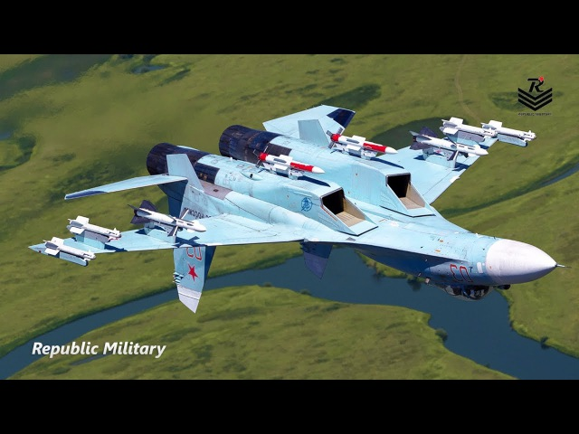 This is Russia The Best Fighter Jets In 2017/2018