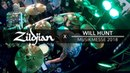 Will Hunt - 2018 Frankfurt Musikmesse Drum Camp