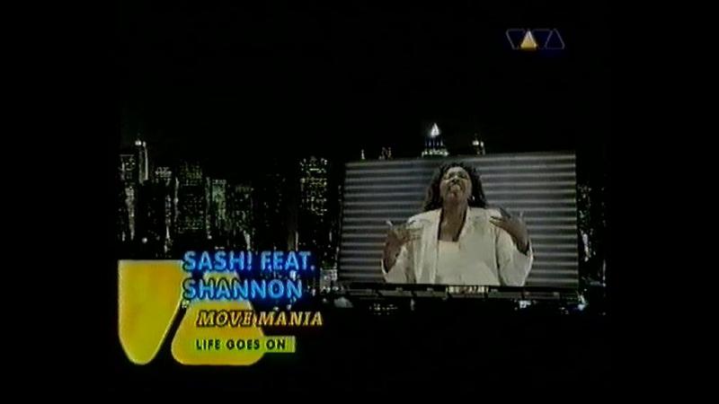 15. Sash! feat. Shannon. Move Mania (VIVA) » Freewka.com - Смотреть онлайн в хорощем качестве