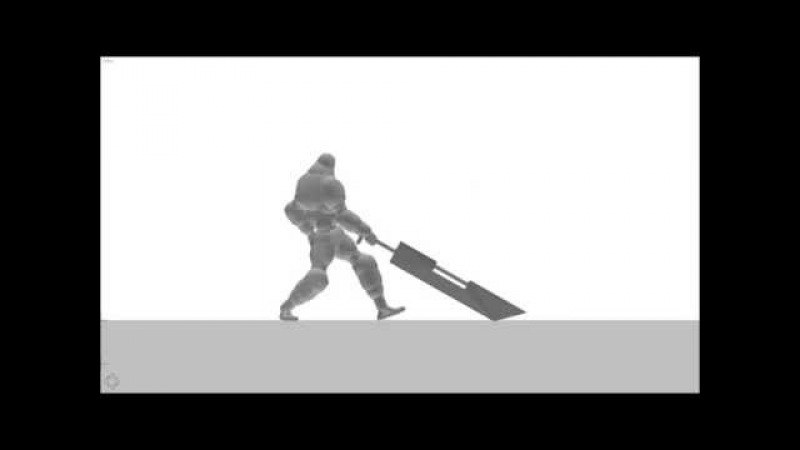 Artem Kurmesh - Animation Reel (Shadow Fight 2) 2013-2015