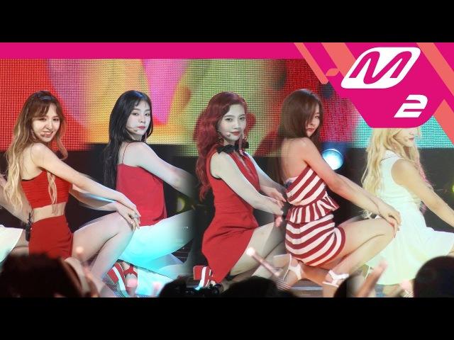 [MPD직캠] 레드벨벳(Red Velvet) - 빨간 맛(Red Flavor) 교차편집 Ver. (FanCam Mixed Ver.)
