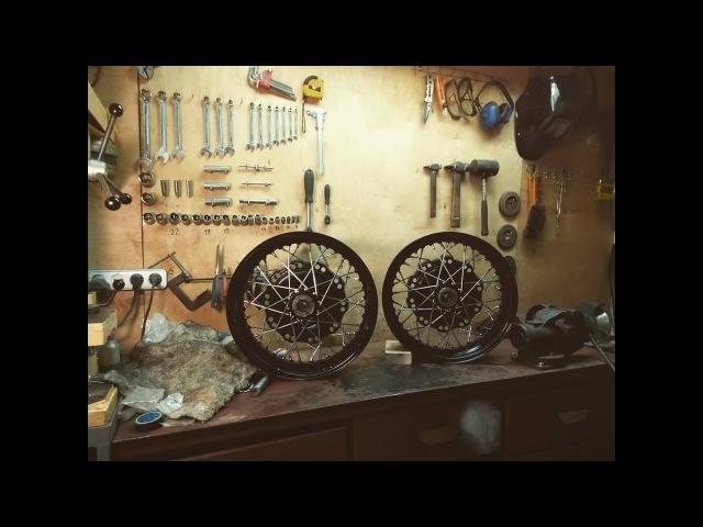 Боббер из Днепра | Кастом колеса из докаток