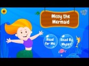 Missy The Mermaid | English Short Story with Lyrics | Fairy Tales for Kids and Childrens by BooBoo