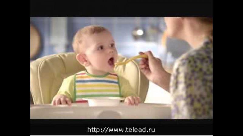 Детское питание Спелёнок