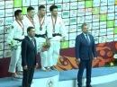 Евгений Куйвашев посетил финальные бои Большого шлема