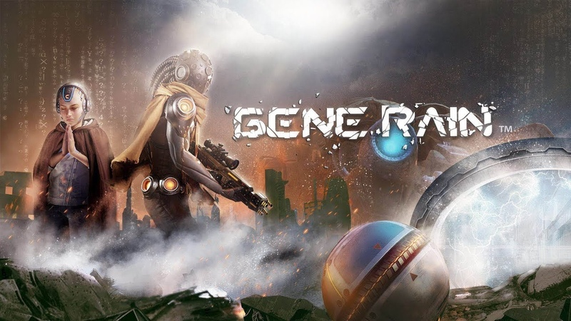 Gene Rain [PS4/XOne/PC] Trailer at E3