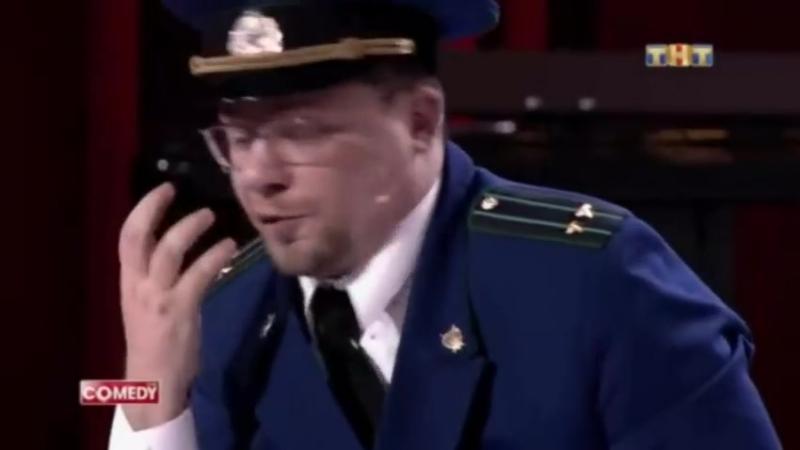 Гарик Харламов и Тимур Батрудинов-прокурор и депутат