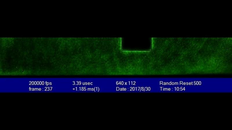 Визуализация прохождения ударной волны в ударной трубе » Freewka.com - Смотреть онлайн в хорощем качестве