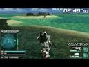 Gundam battle royale psp gameplay 1