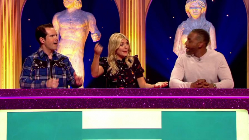 Celebrity Juice 18x02 - Mollie King, Richard Blackwood, Paddy McGuinness, Jimmy Carr
