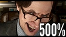 Beyond First Interview but 500 facial animations