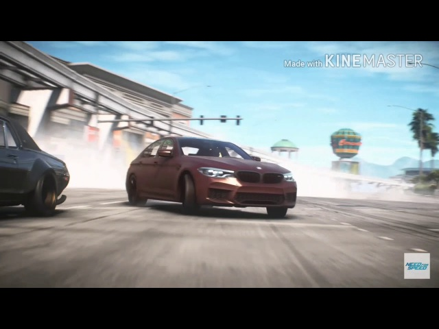 {Need for Speed Music Video} Barns Courtney Kicks