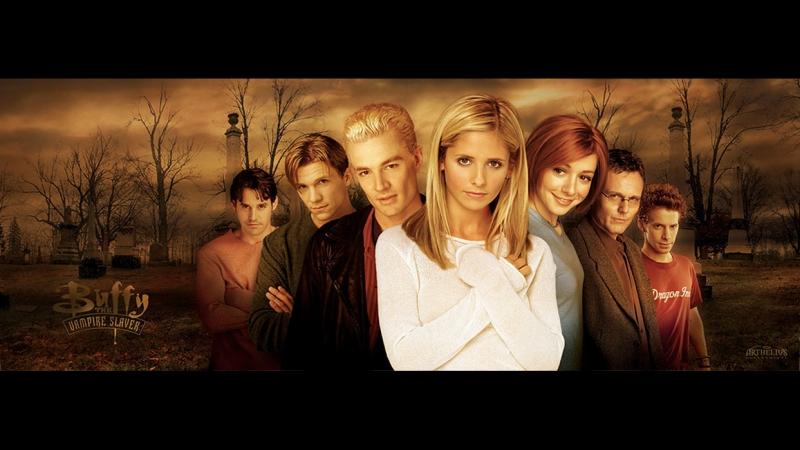 Баффи – истребительница вампиров / Buffy the Vampire Slayer / 2 сезон / серии 1 по 8