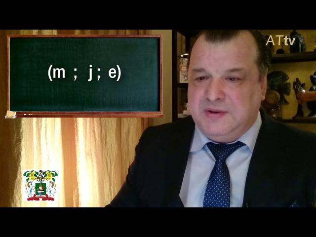 Два неизвестных элемента Таблицы Менделеева: Периодическая система элементарных частиц