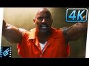 Hobbs vs Shaw Prison Escape The Fate of the Furious 2017 Movie Clip