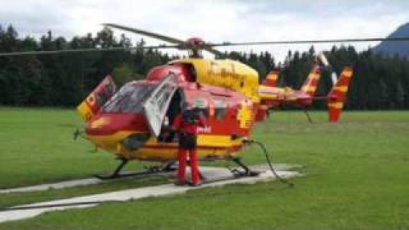 Medicopter 117 wieder im Einsatz!