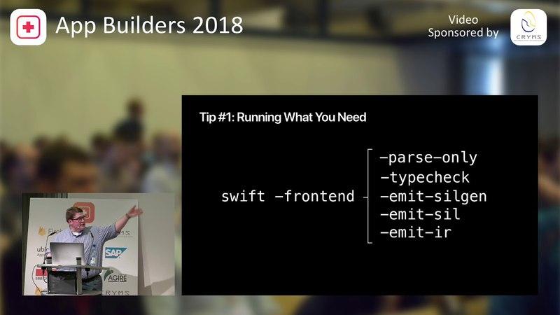 Harlan Haskins Robert Widmann - Becoming An Effective Contributor to Swift