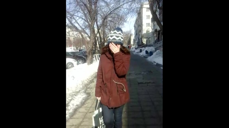 Юля скрывается от папараци