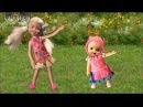 Мультик Барби Мама и Люси Челси преподала урок детям с площадки куклы для девочек Barbie dolls toys