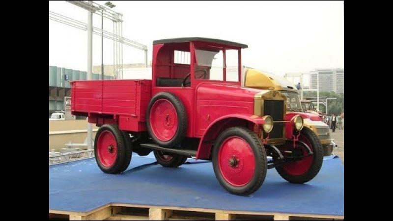 Первые советские грузовики||СССР||Легенды