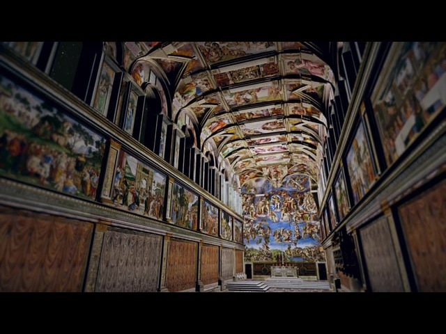 Musei Vaticani - Conferenza stampa di Giudizio Universale