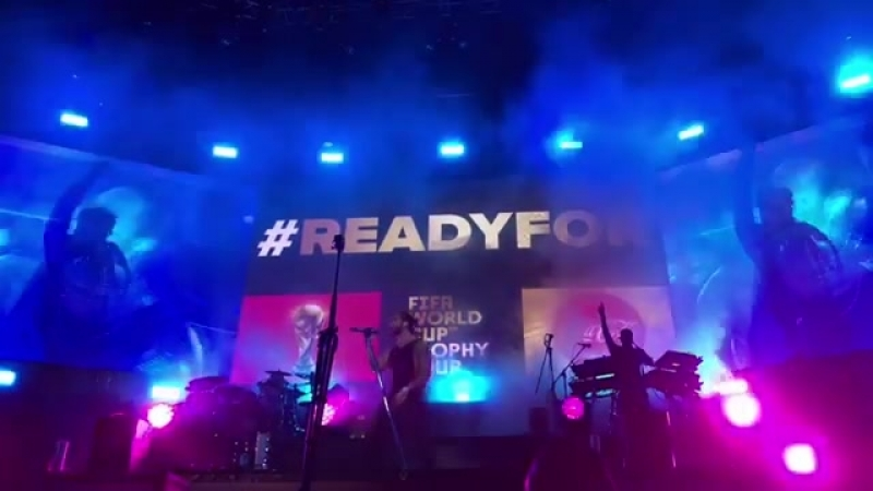 ReadyFor @fifaworldcup Rusia2018!