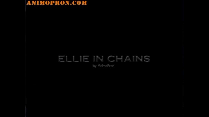 Ellie in chains