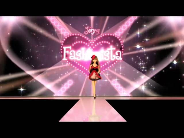 Jenny Fashionista Commercial NEWS DOLLS Takara Tomy