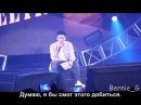 Джонни читает письмо фанатам на ФМ в Нанкине (5/11/16) Rus Sub