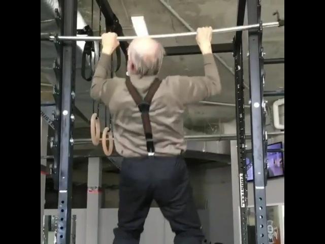 Beast grandpa