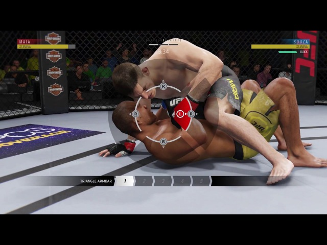 EA SPORTS UFC 3 | Tips and Tricks | Submissions
