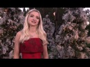 Disney Channel Holiday Celebration 2017 - Dove Cameron and Sofia Carson Talk about Performaces