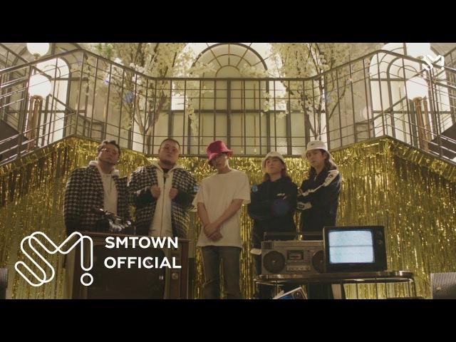 [STATION] 희철X신동X은혁X솔라 짬에서 나오는 바이브 (Charm of Life) MV
