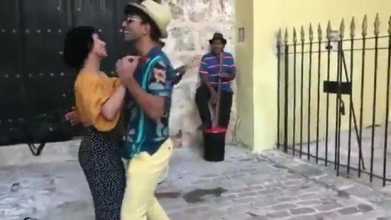 Инстаграм Карлоса Гонзалеза 9 апреля 2018 Гавана Куба