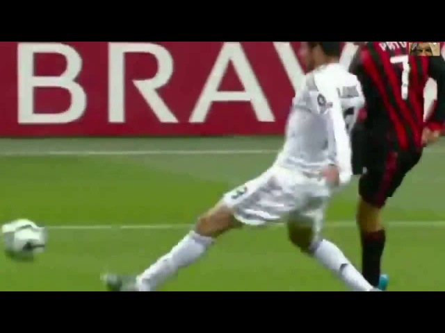 Alexandre Pato vs Real Madrid UCL Home 2009 - 2010