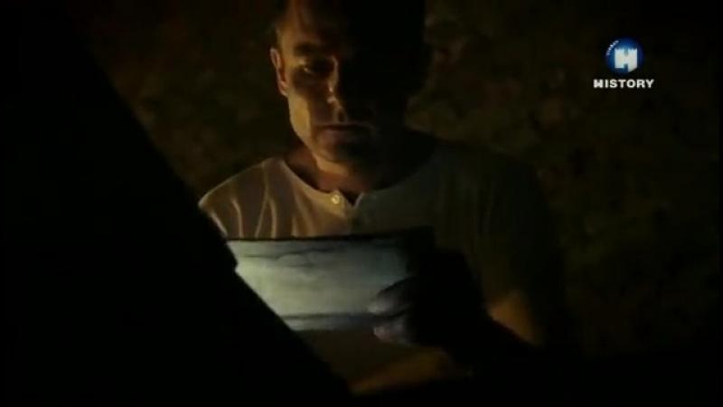 Охотники за мифами 1 сезон Поиск Истинного Креста (2012)