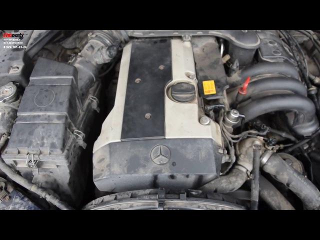 Двигатель (Мерседес) Mercedes Benz S W140 2 8, M 104 941