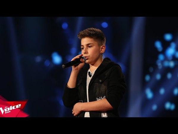 Endi Mercy Audicionet e Fshehura The Voice Kids Albania 2018
