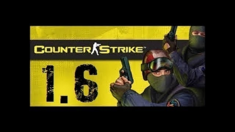 №2 Counter-Strike 1.6 Играем на 2-ух серверах (Запись стрима)