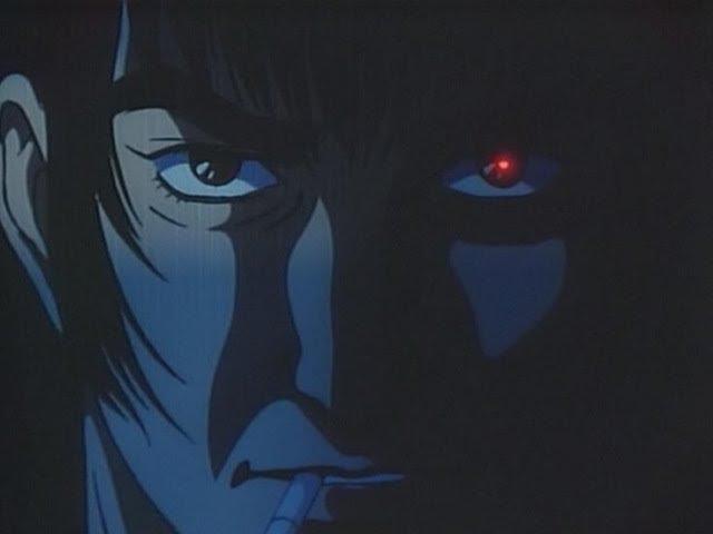 The Eye (Perturbator - I Am The Night)