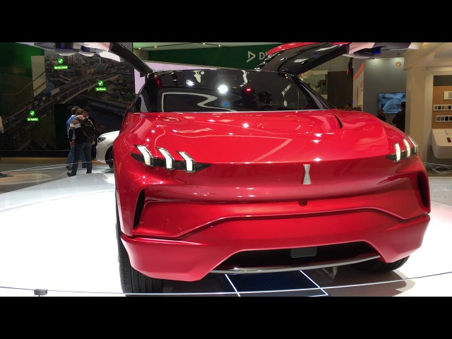 FIRST LOOK at WEY XEV Concept!