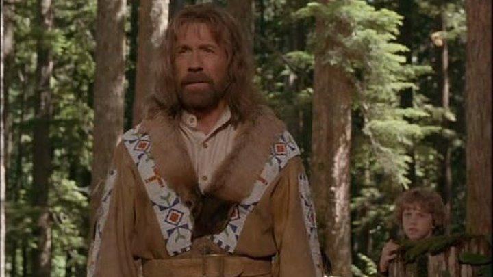 Лесной воин. 1996. /Чак Норрис/. /Триллеры, боевики, приключения/.