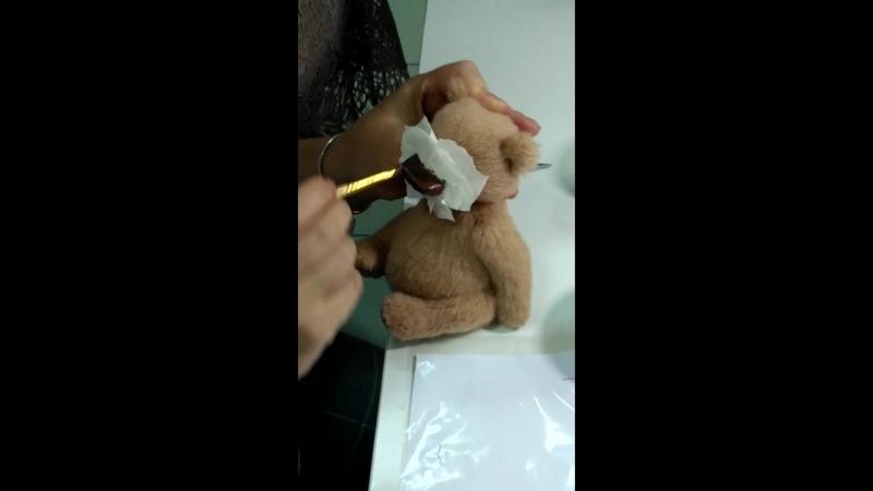 тонировка носа Т.Бакановой