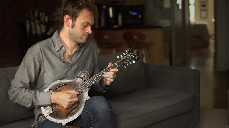 Chris Thile - Bach- Sonata No. 1 in G Minor, BWV 1001 (Complete)